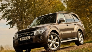 Mitsubishi Shogun High Quality Wallpapers