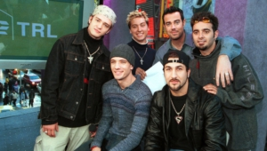 N Sync Background