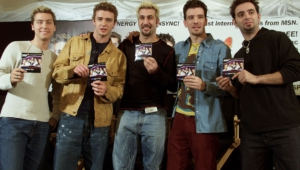 N Sync Wallpapers Hd