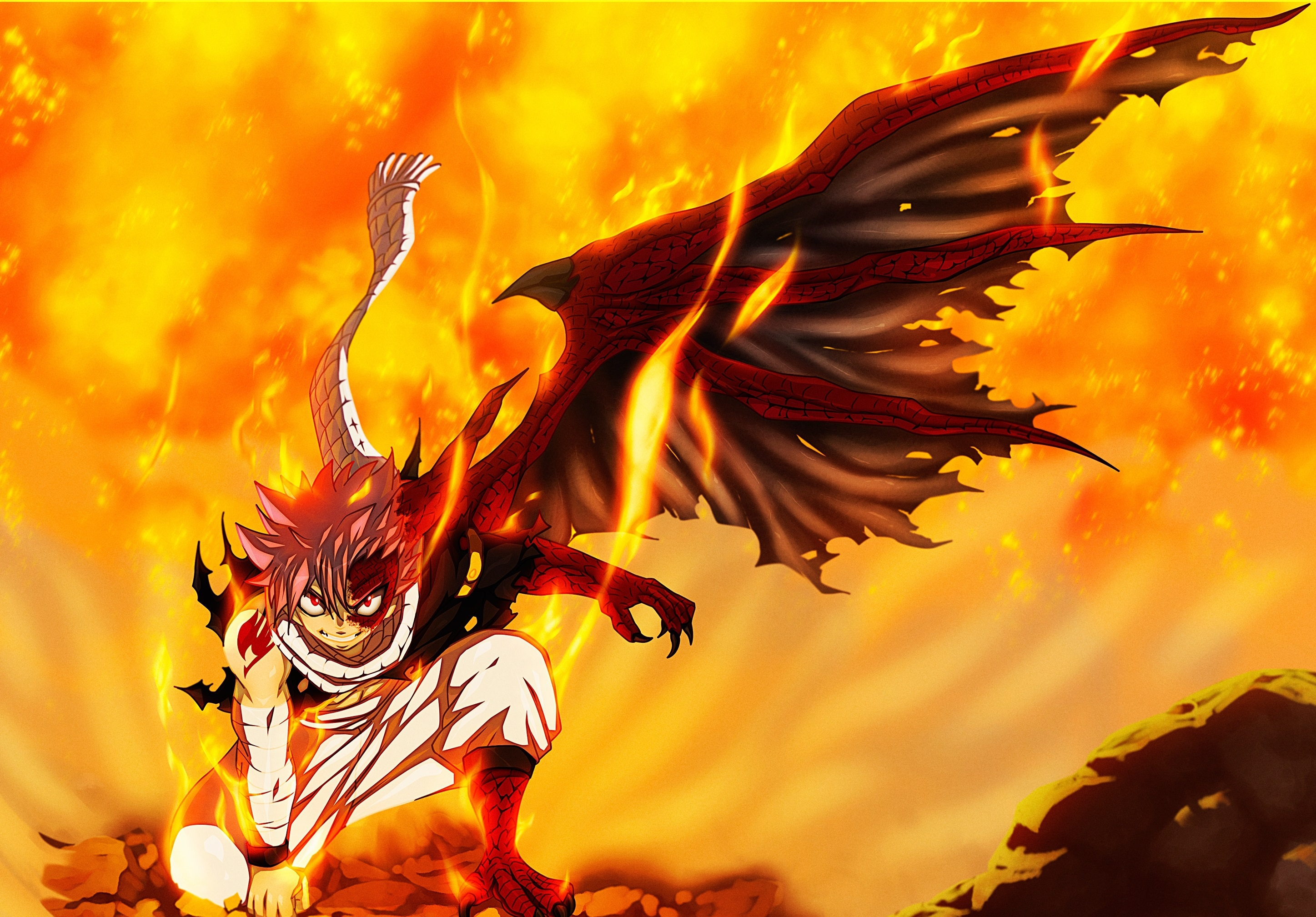 Natsu dragneel wallpapers images photos pictures backgrounds - Image de natsu fairy tail ...
