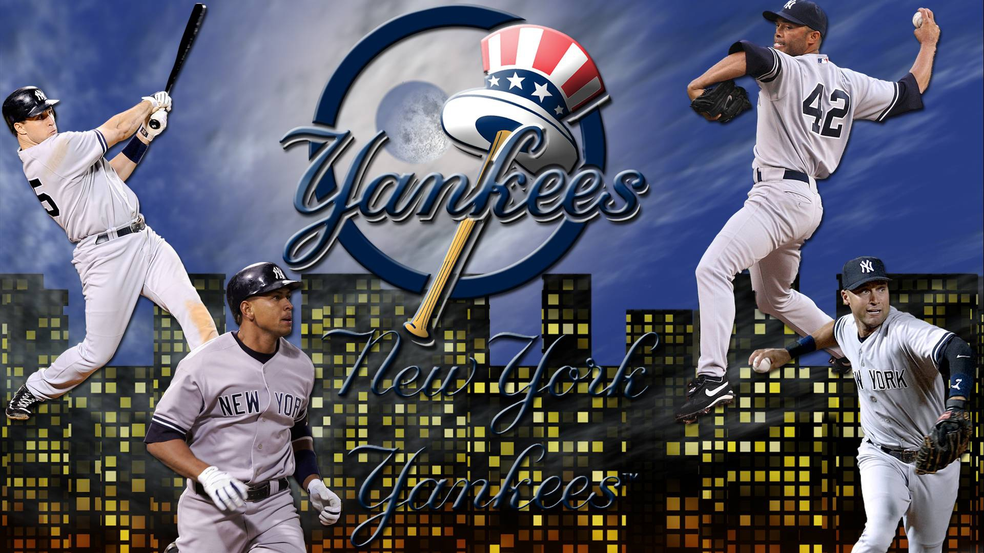 New York Yankees Wallpapers Images Photos Pictures Backgrounds