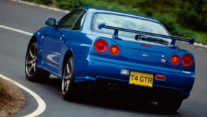Nissan Skyline Gt R Wallpaper