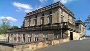 Nottingham Castle Background