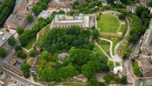 Nottingham Castle Wallpapers Hd