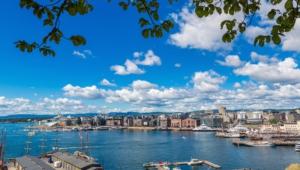 Oslo Background