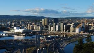 Oslo Hd Background