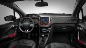 Peugeot 208 Gti Images