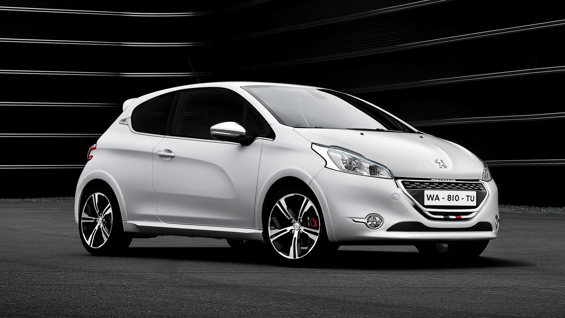 peugeot 208 gti wallpapers images photos pictures backgrounds. Black Bedroom Furniture Sets. Home Design Ideas