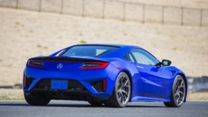 Pictures Of Acura Nsx