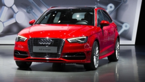 Pictures Of Audi A3 Sportback E Tron