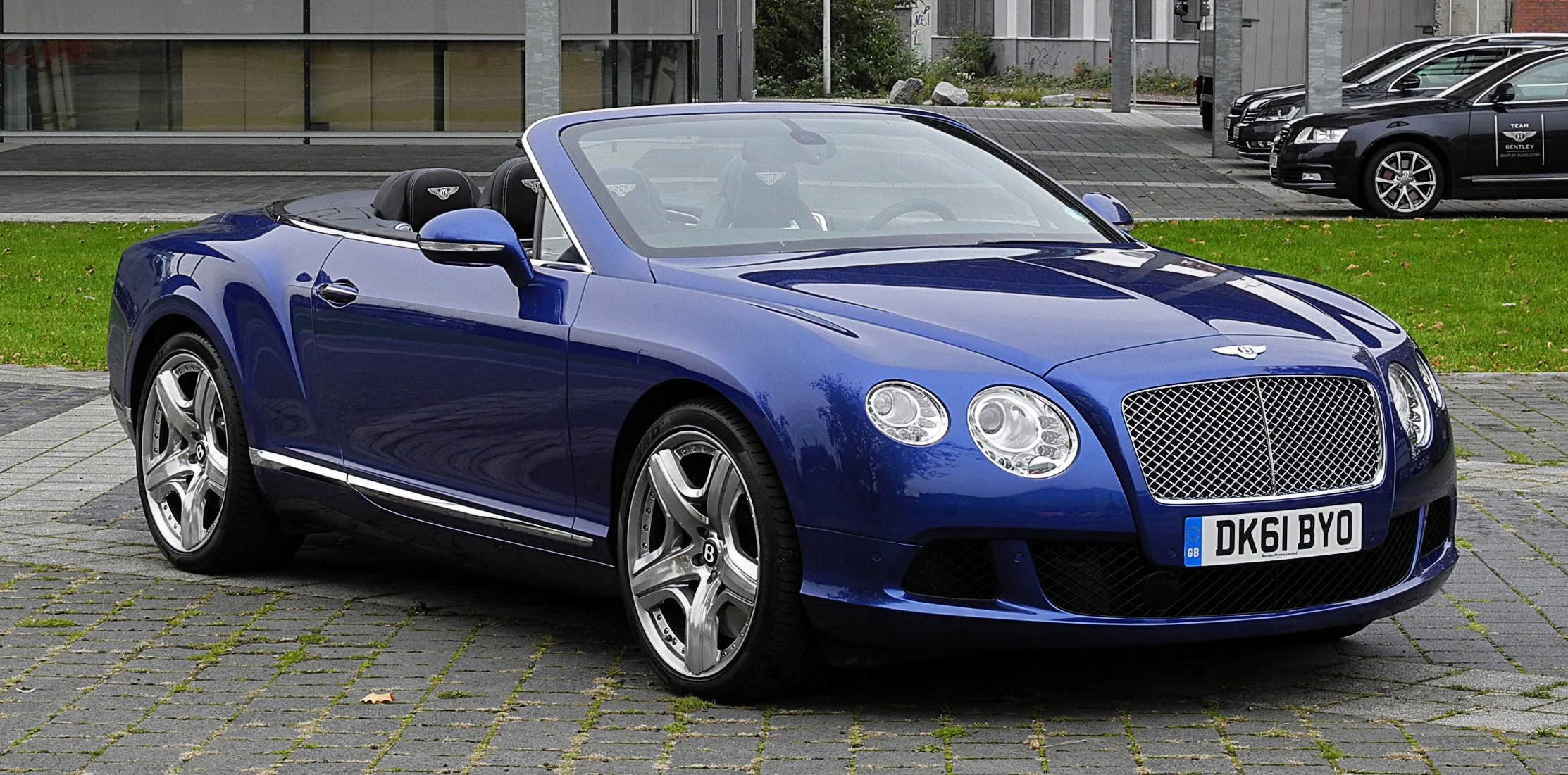 Pictures Of Bentley Continental Gt