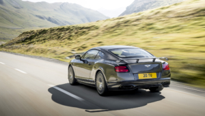 Pictures Of Bentley Continental Supersports