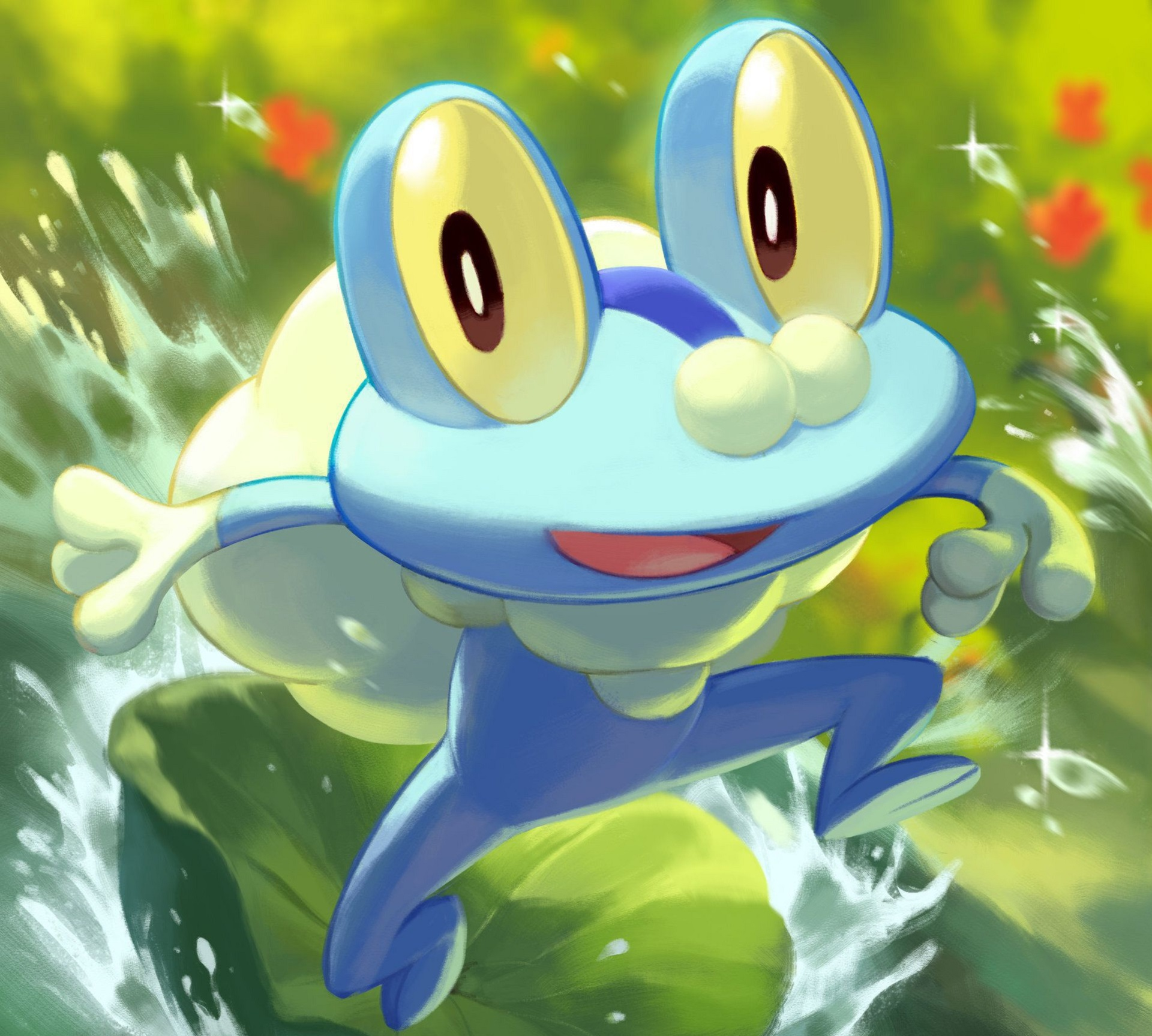 froakie wallpapers images photos pictures backgrounds