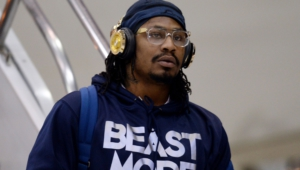 Pictures Of Marshawn Lynch