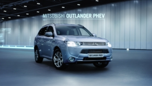 Pictures Of Mitsubishi Outlander Phev