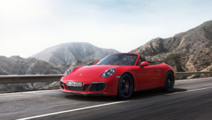 Pictures Of Porsche 911 Gts Cabriolet