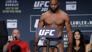 Pictures Of Tyron Woodley