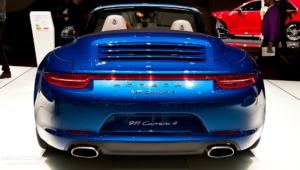 Porsche 911 Carrera Widescreen