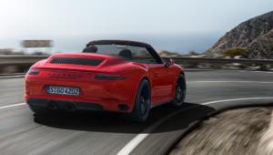 Porsche 911 Gts Cabriolet Pictures
