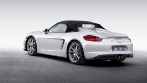 Porsche Boxster Spyder Hd