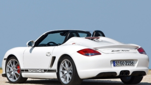 Porsche Boxster Spyder Hd Background
