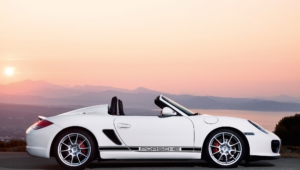 Porsche Boxster Spyder For Desktop