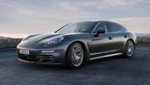 Porsche Panamera 4k