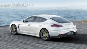 Porsche Panamera Hd Wallpaper