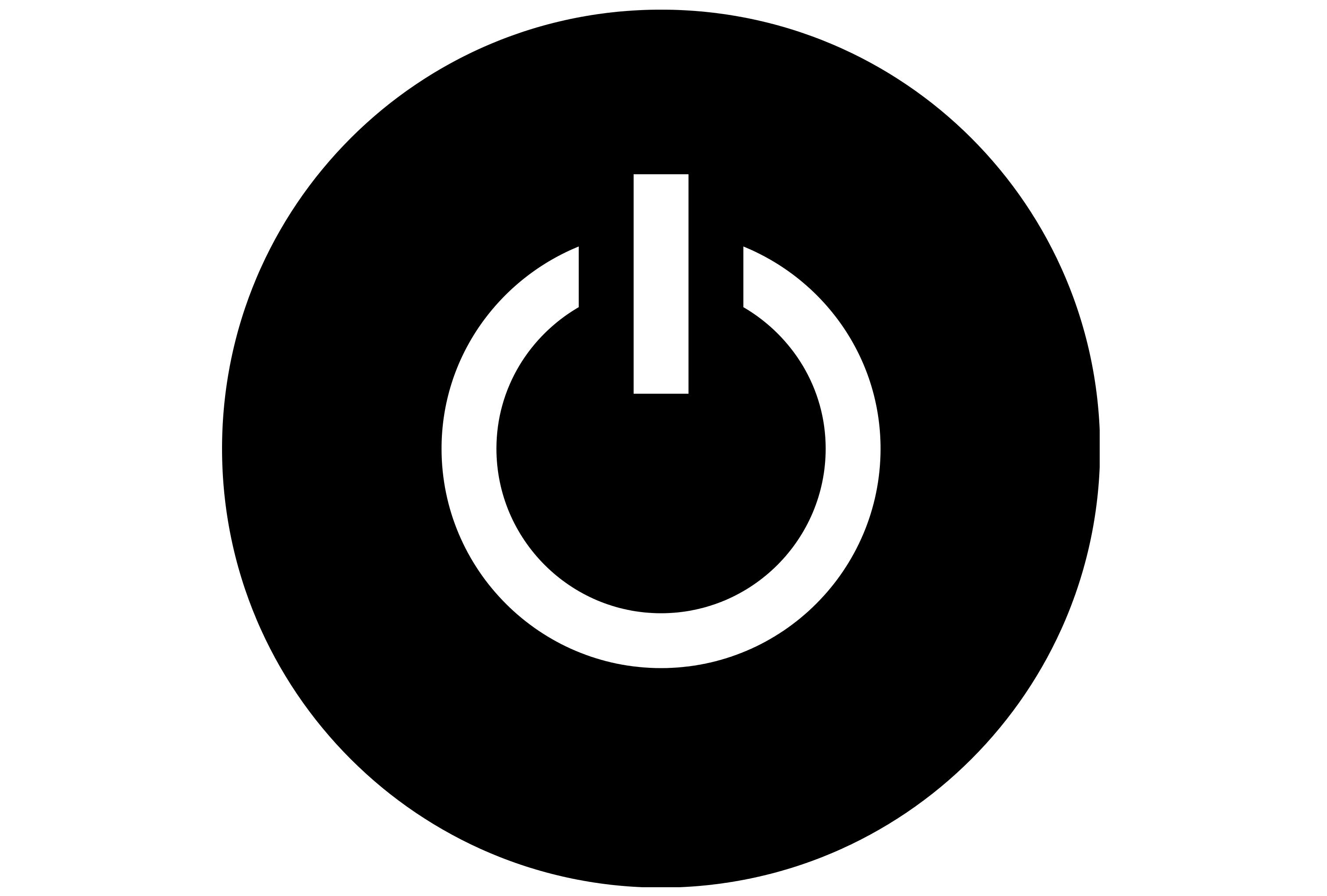 Power Button High Definition
