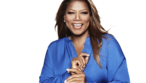 Queen Latifah Background