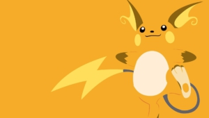 Raichu Wallpapers