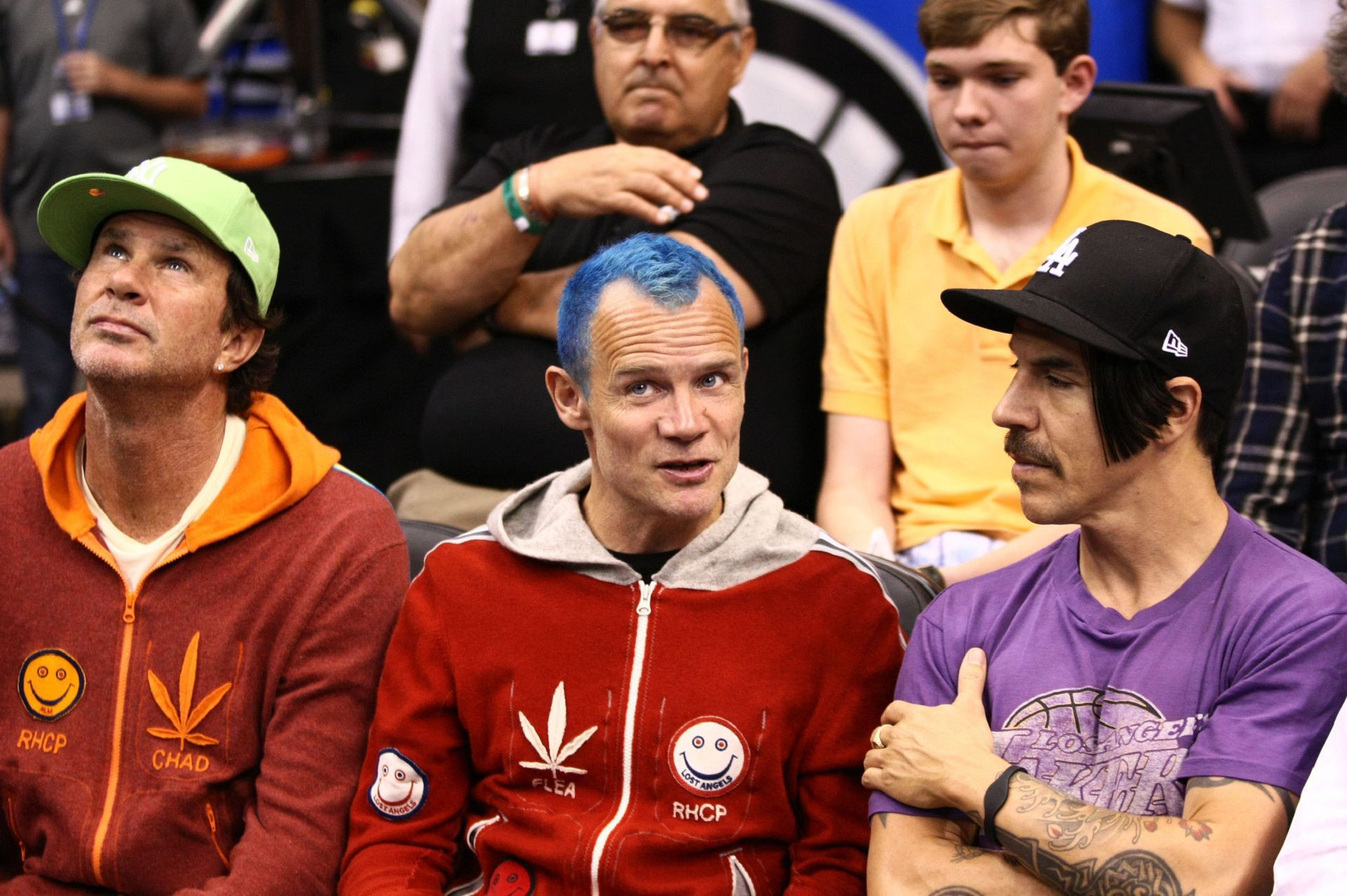 red hot chili peppers - photo #34