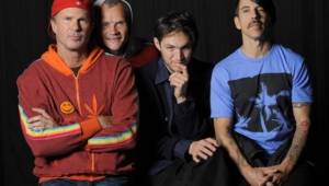 Red Hot Chili Peppers For Desktop