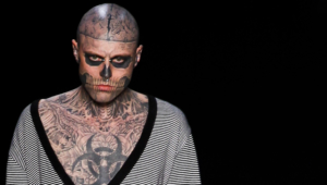 Rick Genest Photos