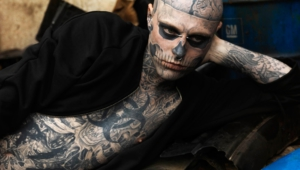 Rick Genest Pictures