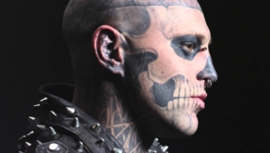 Rick Genest Wallpapers