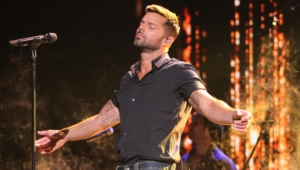 Ricky Martin Background