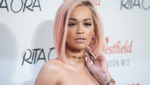 Rita Ora Background