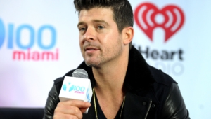 Robin Thicke Background