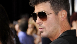 Robin Thicke High Quality Wallpapers