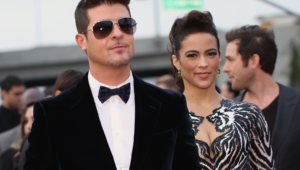 Robin Thicke Wallpaper