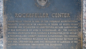 Rockefeller Center Hd Desktop