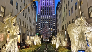 Rockefeller Center Wallpaper