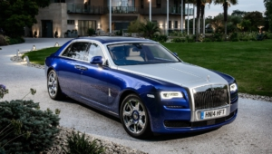 Rolls Royce Ghost High Quality Wallpapers