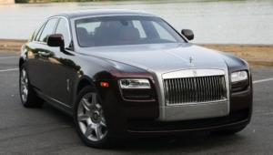 Rolls Royce Ghost Wallpapers