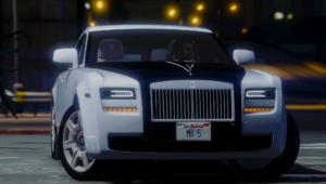 Rolls Royce Ghost Widescreen