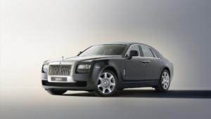 Rolls Royce Ghost For Desktop