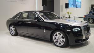 Rolls Royce Ghost Full Hd