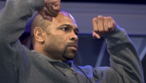 Roy Jones Jr Images