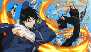 Roy Mustang Computer Wallpaper